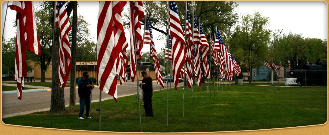 American Flags - Beagle Properties